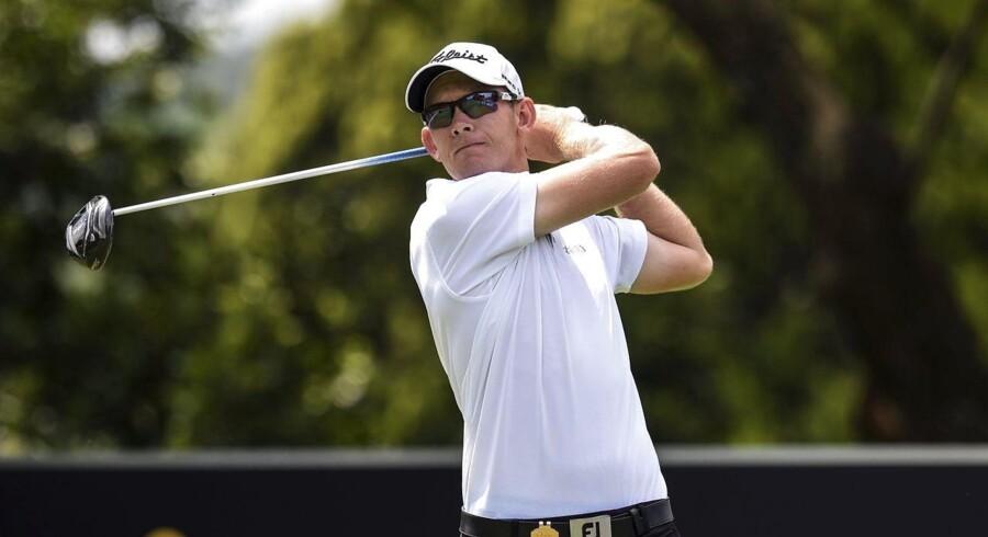 Den danske golfspiller Joachim B. Hansen leverede en runde i et slag under banens par lørdag, men konkurrenterne var bare bedre spillende.