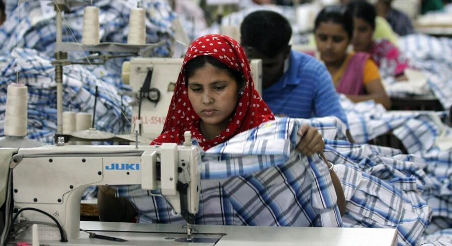 Tekstilarbejdere i Bangladesh