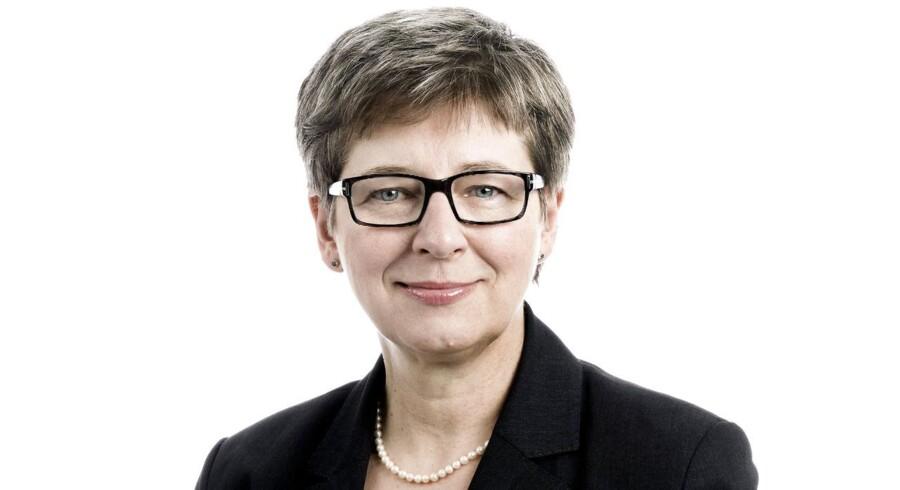 Berlingske Business' erhversvredaktør Linda Overgaard.