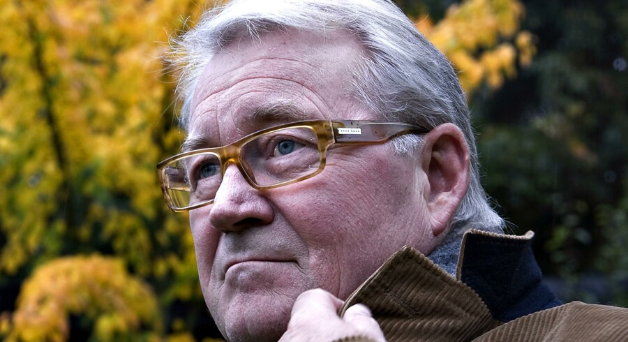 Bjarne Reuter har siden 1999 været den danske forfatter, der får flest bibliotekspenge. I år får han 795.411,49 kr.