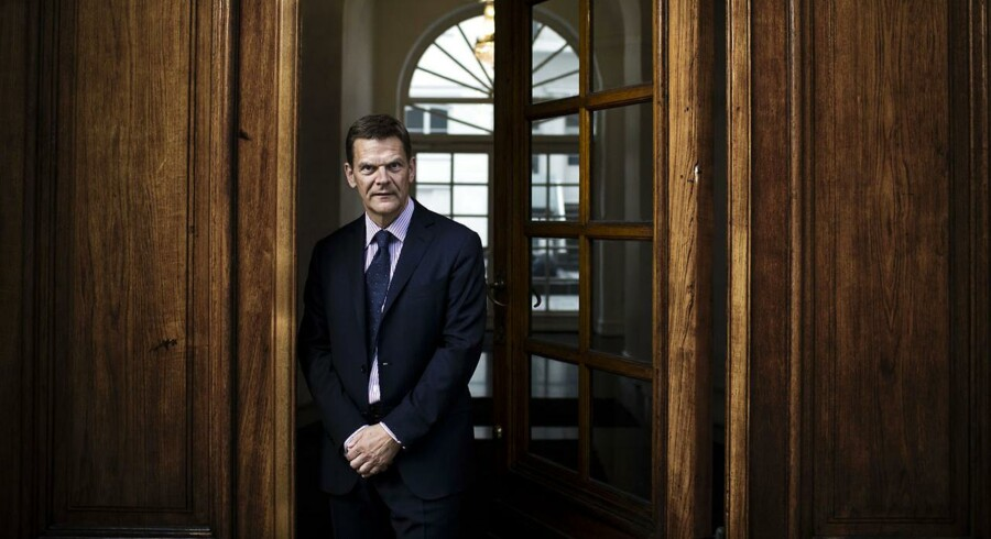 Ole Gjessø Andersen, bestyrelsesformand i bl.a. Danske Bank og Bang & Olufsen