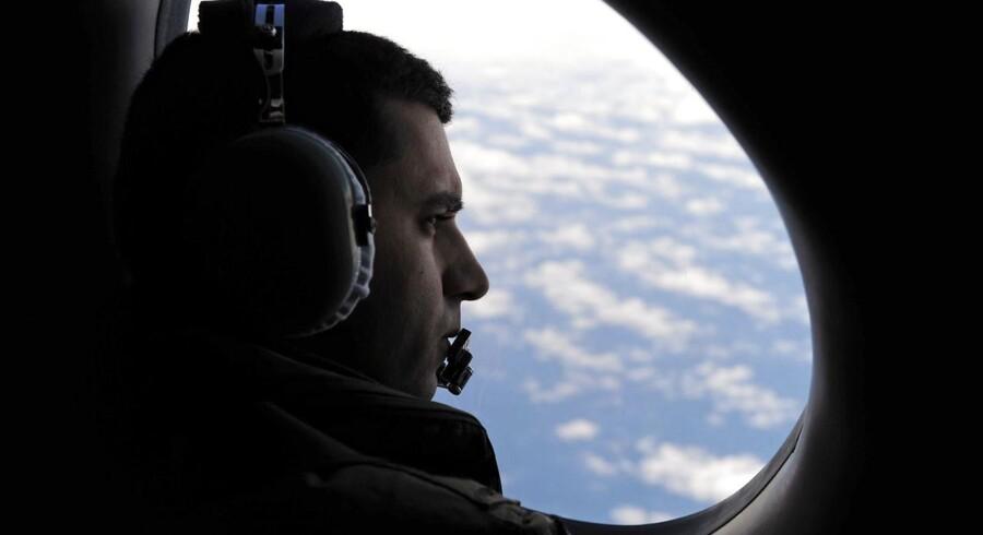 Der ledes intensivt efter det forsvundne MH370-fly, men eftersøgningen har endnu ikke båret frugt.