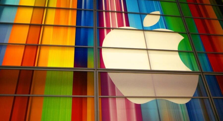 Konkurrencemyndighederne i Frankrig har været på besøg hos Apple-kontorer i Frankrig og distributører af teknologigigantens produkter. Arkivfoto: Kimihiro Hoshino / AFP / Scanpix