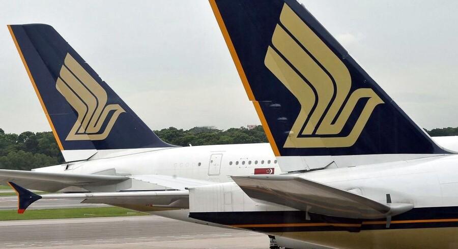 I foråret indledte Emirates luftkrigen med annonceringen af selskabets satsning på kæmpeflyet A380, der til december planlægges indsat på ruten mellem København og Dubai. En konkurrence Singapore Airlines dog ser ud til at tage relativt roligt.