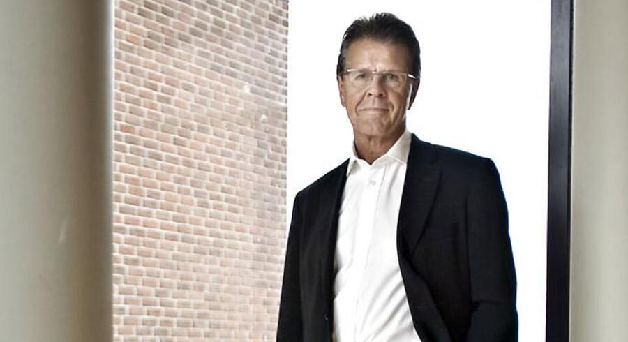 Ib Kunøe, IT-iværksætter og milliardær, er klar til at sælge ud og trække profitten hjem.