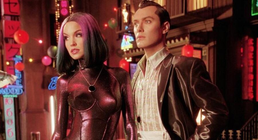Robotprostituerede fra Steven Spielbergs film »A.I. - Artificial Intelligence« fra 2001.