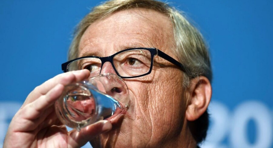 EU-kommissionens formand, Jean Claude Juncker, har stået i spidsen for lanceringen af en enorm investeringsplan i EU-regi. Der er dog ikke mange nye projekter på horizonten.