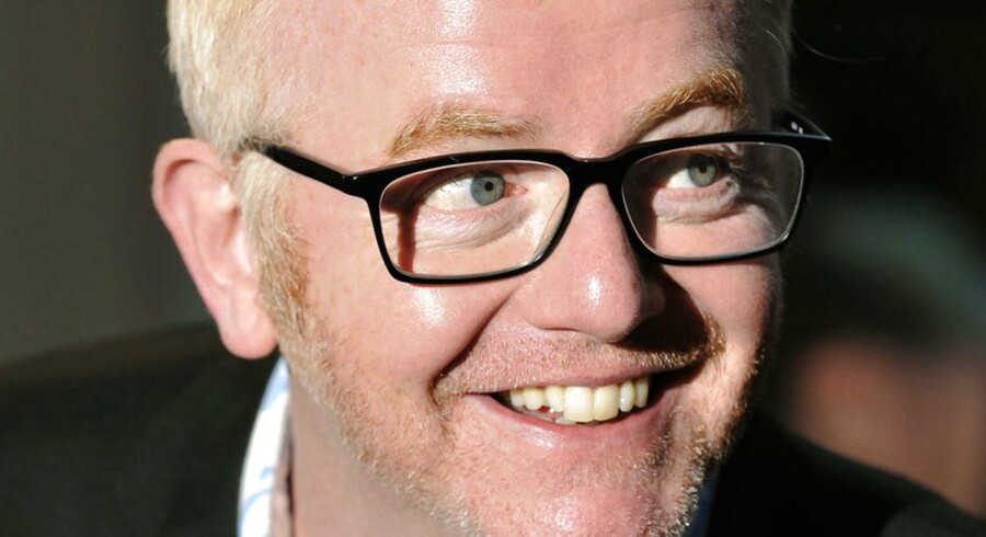 radiovært Chris Evans overtager fyrede Jeremy Clarksons rolle i Top Gear.
