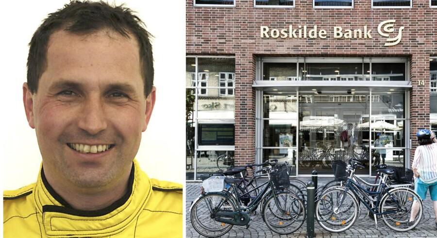 Den konkursramte ejendomsmatador Carsten Leveau har ikke ret til at få 1,9 milliarder kroner i erstatning i en sag, som udspringer af krakket af Roskilde Bank i 2008.