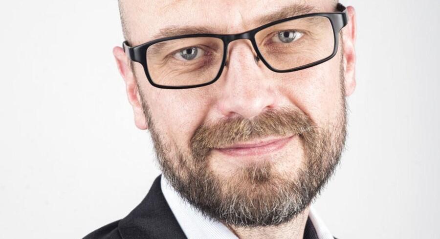 Digital redaktør for Berlingske Business, Mikael Hjorth.