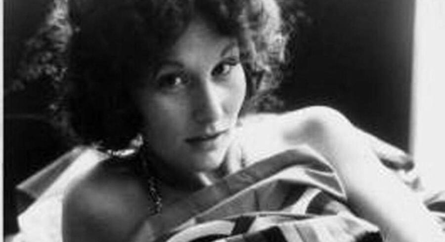 Filmen »Langt ned i halsen« fra 1972 havde Linda Lovelace, hvis rigtige navn var Linda Boreman, i hovedrollen, og det er hendes kunstnernavn, som Lund frygter, at mange vil associere med, hvis en park navngives Lovelace. Arkivfoto: EPA/AFP/Scanpix
