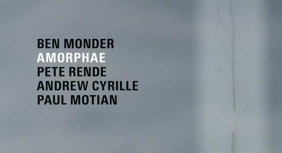 Ben Monde: »Amorphae«