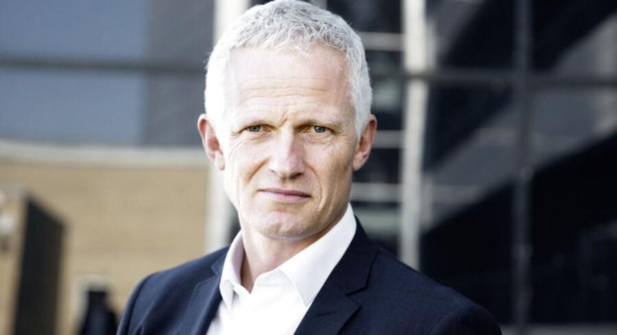 Grundfos' topchef Mads Nipper