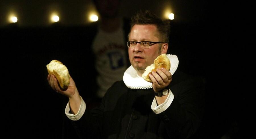 Arkivfoto. Præsten Per Ramsdal.