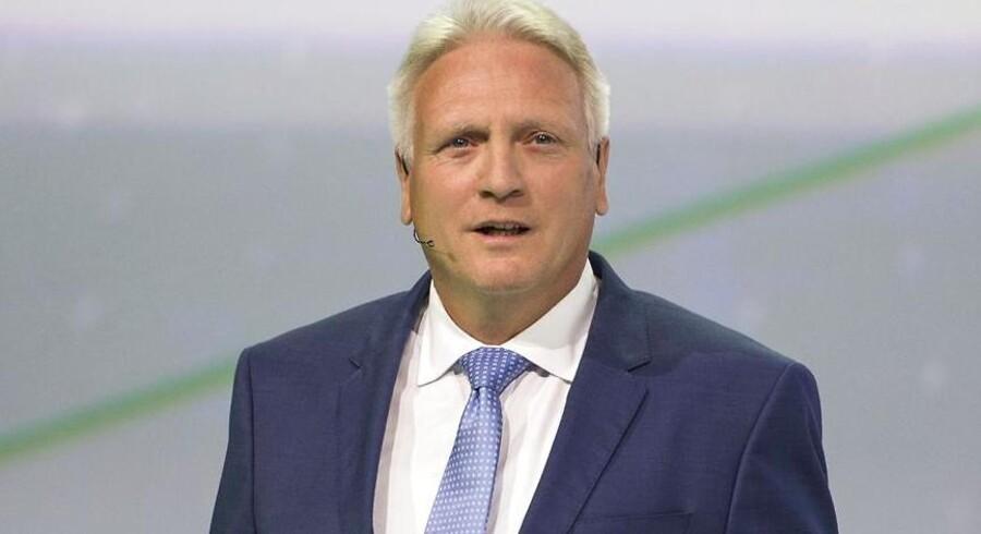 Skodas CEO, Winfried Vahland