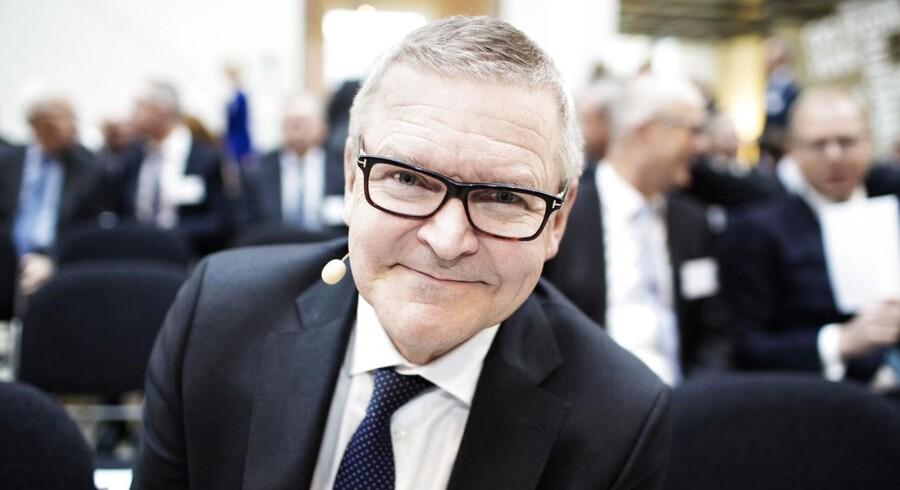 Nationalbankens direktør Lars Rohde.