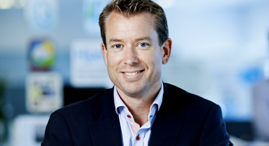Efter kun halvandet år forlader Telenors privatkundedirektør Mattias Ringqvist sin post og vender hjem til Sverige. Foto: Telenor