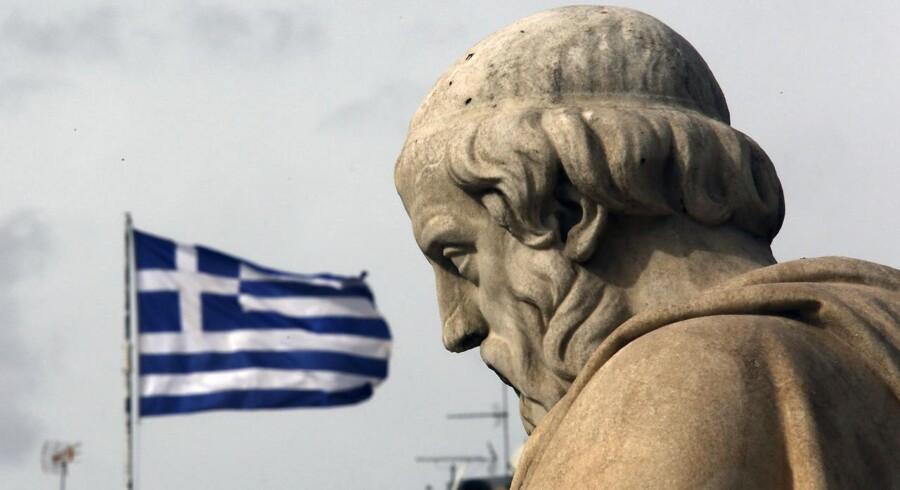 Den græske finansministers tur i Europa for at lave aftaler med europæiske ledere om landets fremtidige økonomiske situation har indtil videre vist positive udslag på det græske aktiemarked, desuden gav det et løft til flere andre europæiske markeder.