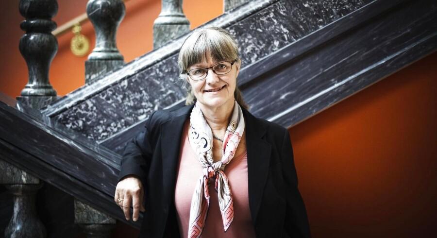 Økonomiprofessor og tidligere vismand Nina Smith fra Aarhus Universitet mener, at mande-kvoter til barsel giver langt mere mening end kvindekvoter til bestyrelser.