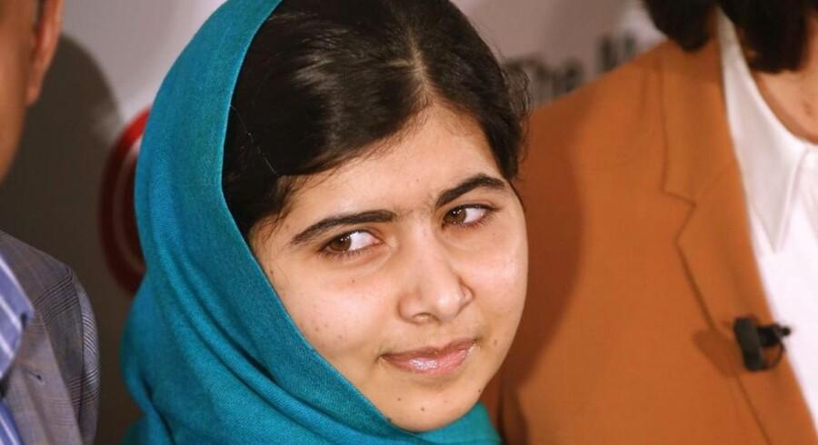 Malala Yousafzai fik ikke Nobels Fredspris. Det er Taleban svært tilfreds med.