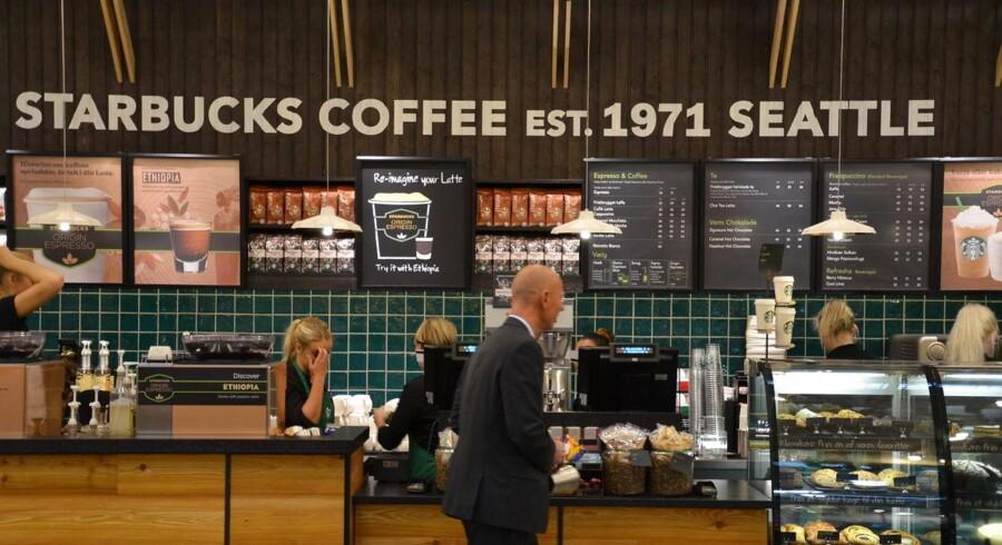 Ifølge Financial Times er EU ved at undersøge, om blandt andre Starbucks får ulovlige skatterabatter i nogen medlemslande.