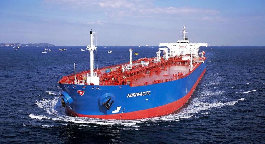 Norden skriver i regnskabet, at de store skibstyper Capesize og Post-Panamax er godt positioneret til at drage fordel af et forbedret marked i slutningen af året og 2014.