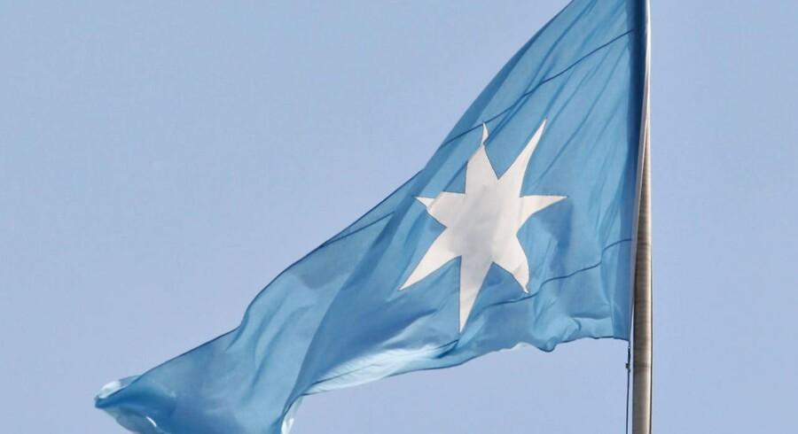 Den iranske ambassade i Danmark oplyser, at Mærsk skylder penge til iranske selskaber, og at det er årsagen til, at fragtskibet Mærsk Tigris bliver tilbageholdt af de iranske myndigheder.