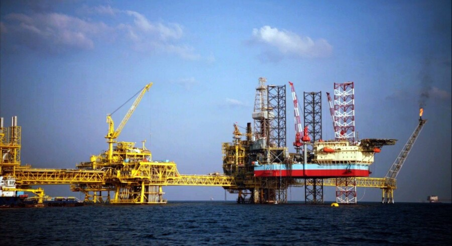 Det er overraskende, at Qatar Petroleum pludselig er klar til at lade andre selskaber overtage det store Al-Shaheen-felt, hvor A.P. Møller - Mærsk siden 1992 har hentet store mængder olie. ?Foto: Maersk Oil