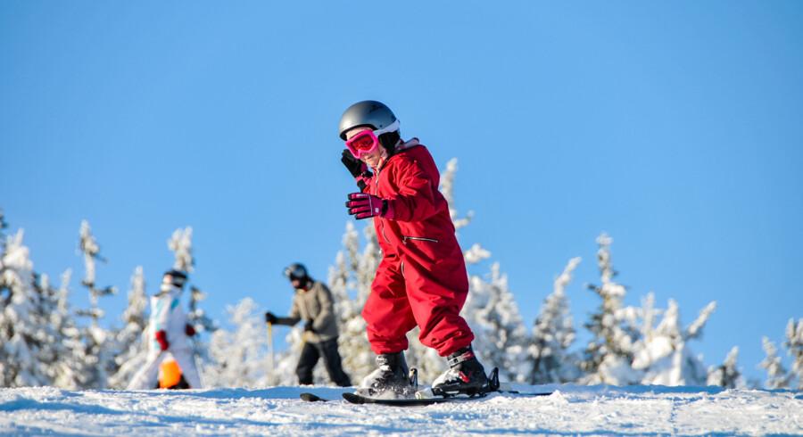 Har du altid stået på ski i Sverige, kan det være, at du skal kigge efter nogle af de mere ukendte skidestinationer. Free/Michael Barrett Boesen/colourbox