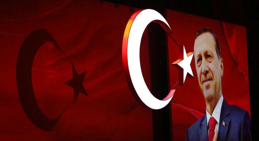 Fængslingen af en tysk journalist i Tyrkiet har igen bragt præsident Erdogan på kant med Tyskland