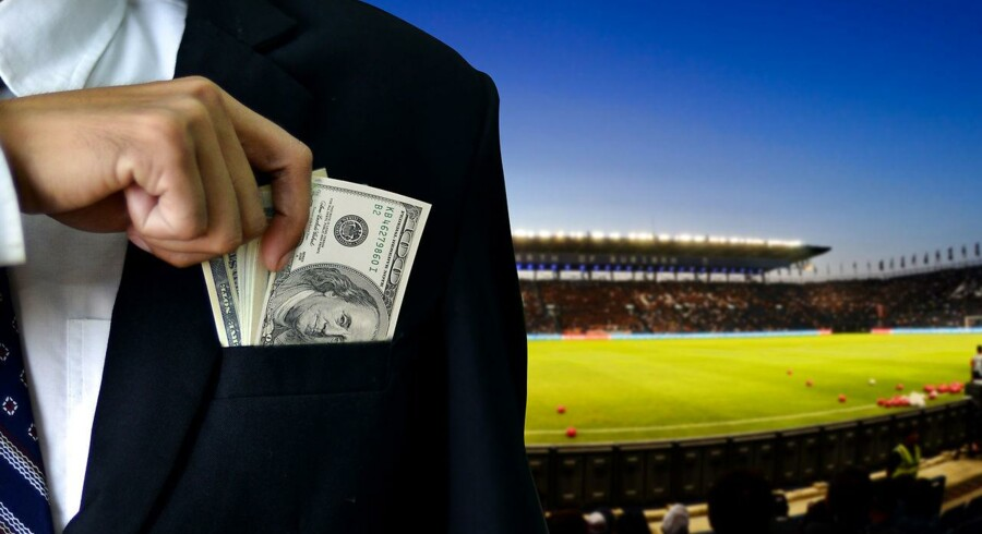 Stockfoto: Danmarks Idrætsforbund (DIF) vil lukke et smuthul for atleter, der er dømt for matchfixing.