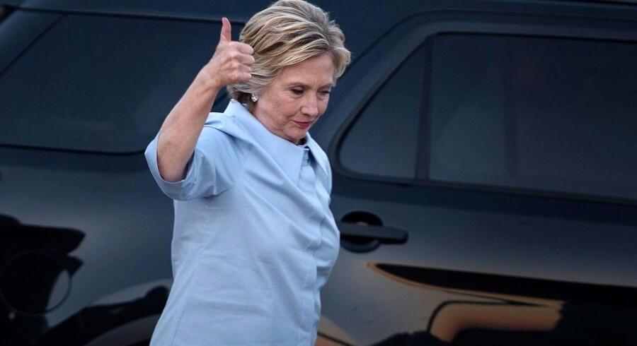 Nordea forventer, at Demokraternes kandidat, Hillary Clinton, bliver USA's næste præsident. Og med hende på posten bliver der rent økonomisk ikke meget nyt under solen i mulighedernes land.