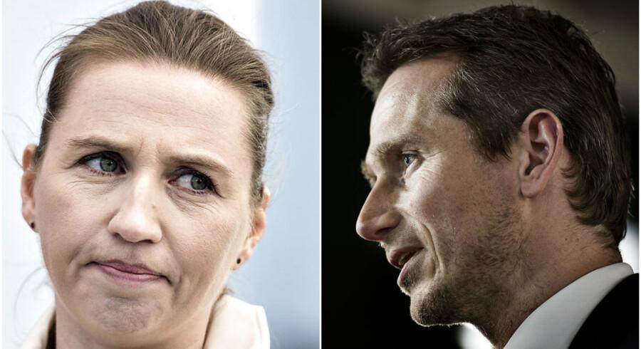 Foto: Henning Bagger og Liselotte Sabroe.