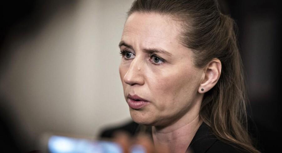 Arkivfoto: Socialdemokratiets topprioritet vil fremover være at skabe lighed i det danske samfund.