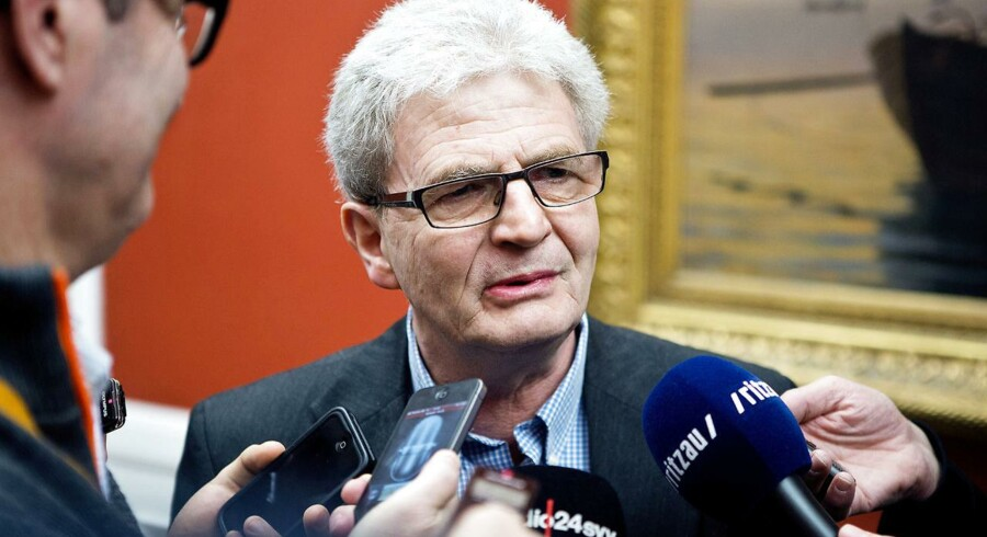 Arkivfoto: Holger K. Nielsen medgiver, at der er »en række uklarheder« i lovforslaget. Blandt andet i forhold til konventionerne.