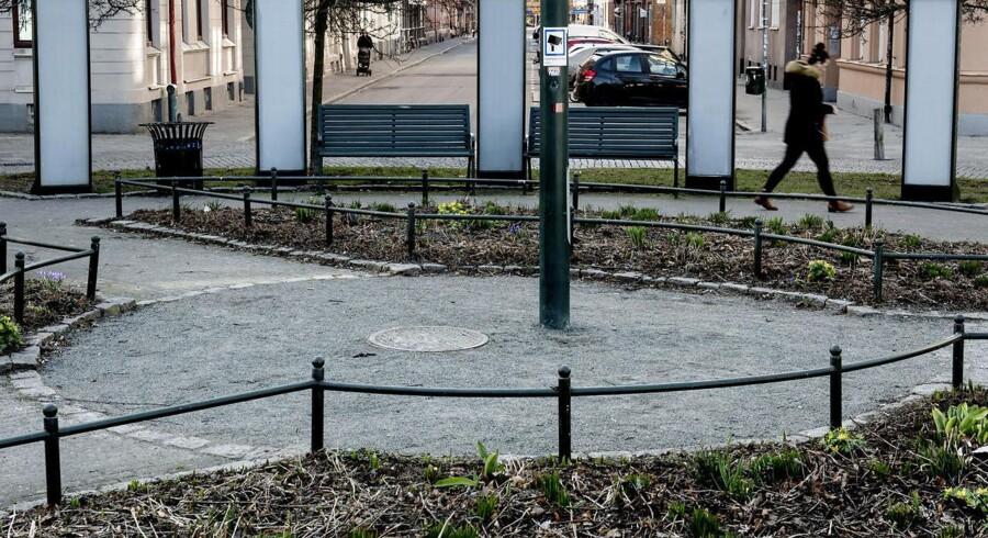 Malmø Rosengård og gerningssteder (drab) i Malmø Gerningssted Narkoplads