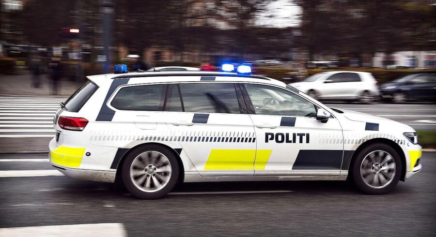 I en større koordineret indsats mod bander har politiet tirsdag foretaget en række anholdelser på Sjælland.