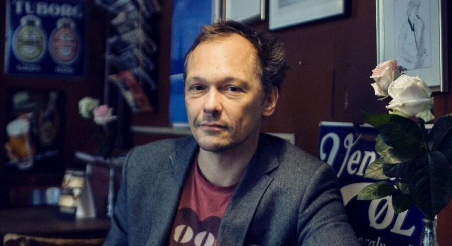 Copenhagen Jazz Festival - festivalleder Kenneth Hansen.