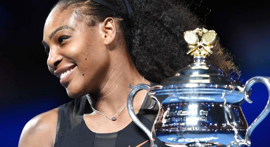 Den 36-årige Williams følte sig ikke klar til at konkurrere på topniveau, efter at hun ugen forinden havde gjort comeback efter sin barsel i en opvisningsturnering i Abu Dhabi.