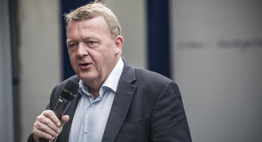 Arkivfoto. Selv om Danmark har forbehold mod at deltage i EU's forsvarspolitik, ser Løkke muligheder i forsvarsfond.