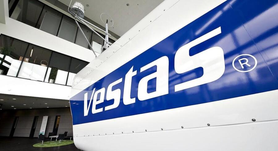 Vestas har netop opgraderet sin 3MW-platform til 4MW og krydser dermed endnu en grænse i jagten på de største og mest konkurrencedygtige turbiner.