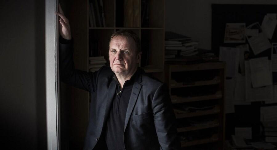 Arkivfoto: Journalist og forfatter Hans Mortensen fra Weekendavisen.