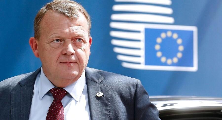 Fredag tager statsminister Lars Løkke Rasmussen og hans kolleger fra de andre europæiske hovedstæder hul på slagsmålet om det næste budget for EU.