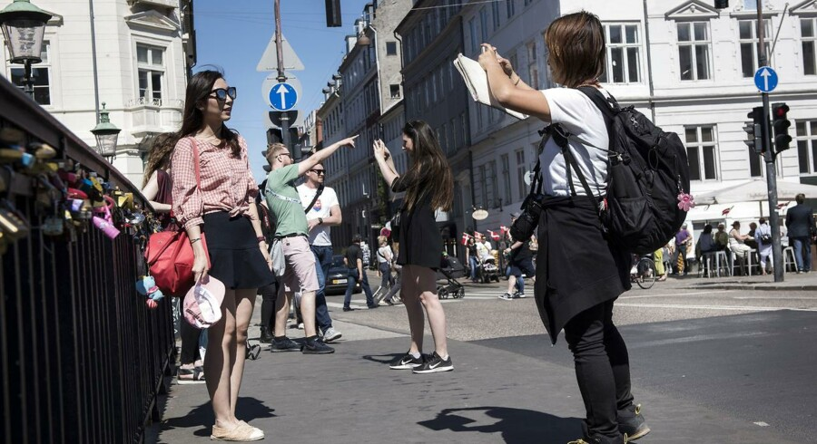 Nu skal turisterne have mere at vide om, hvad der sker uden for Indre By.