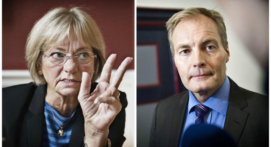 Under overskriften »Læg nu mobilen væk« giver Pia Kjærsgaard i dagens BT sine folketingskolleger en ordentlig opsang og opfordrer dem til at bruge mindre tid på Twitter, Facebook og andre sociale medier og mere tid på debatten i folketingssalen.