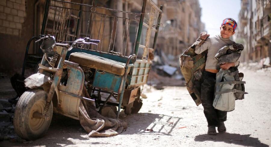 Giftgasangrebet i Syrien må ikke ses som en enkeltstående begivenhed, mener dagens kronikør.