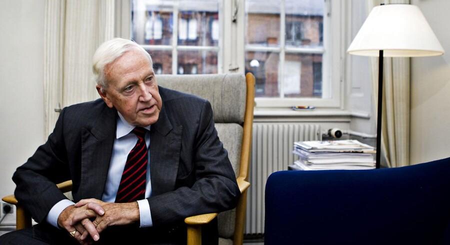Økonomiprofessor, Niels Thygesen.