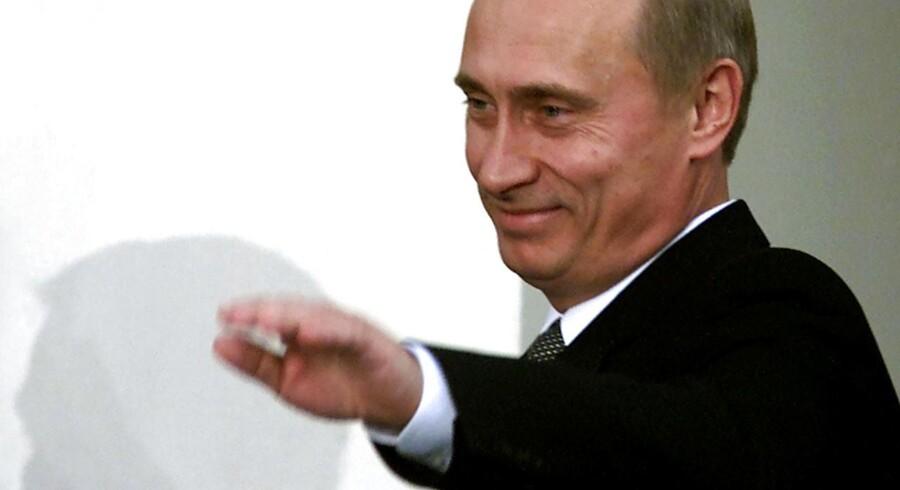 »Putin er oven i købet en dårlig skuespiller.«