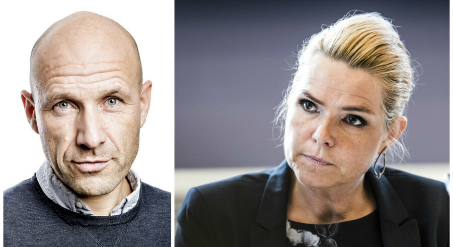 Foto: Bax Lindhardt og Ida Marie Odgaard.
