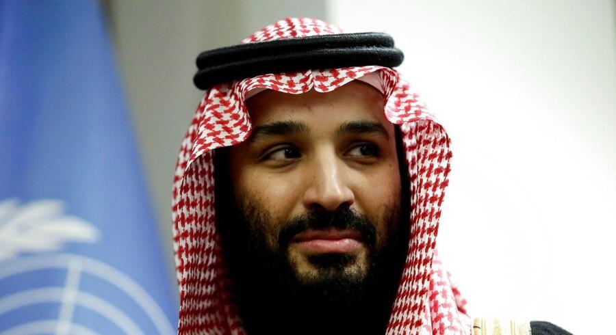 Saudi-Arabiens kronprins Muhammed bin Salman anerkender Israels ret til at eksistere som stat i et interview med det amerikanske tidsskrift The Atlantic. Dermed bryder han med et politisk tabu.